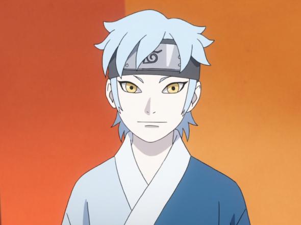 Mitsuki un ninja de Konoha
