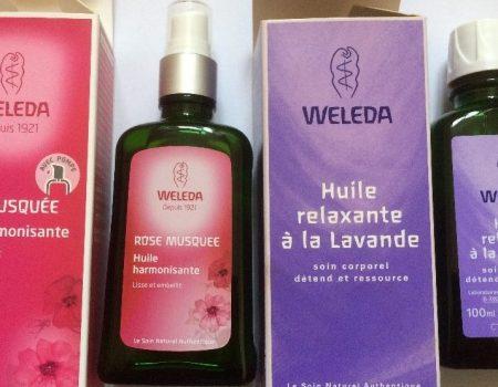 La marque Weleda