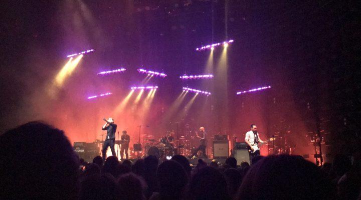 Concert de Kyo au Zénith d'Amiens le 30 novembre 2018