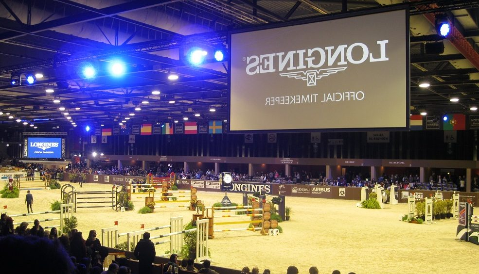 Qualifications pour la FEI World Cup de CSO