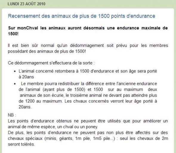 11 15 ans MC 1500 endurance
