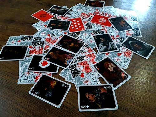 La méthode du jeu de cartes