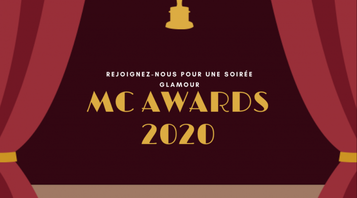 Potins : édition MC Awards 2020