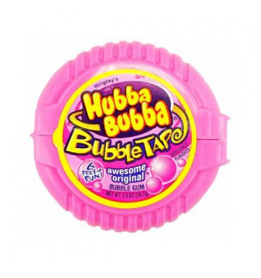 chewing-gum hubba bubba
