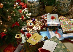 cadeau de Noël anticipé