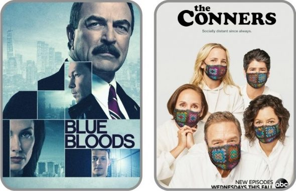 Poster des séries Blue Bloods & The Conners