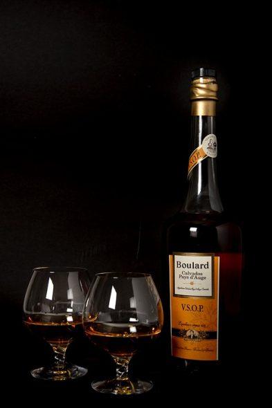 Calvados spécialité normande