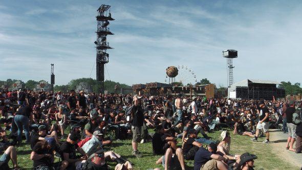 Une journée au Hellfest