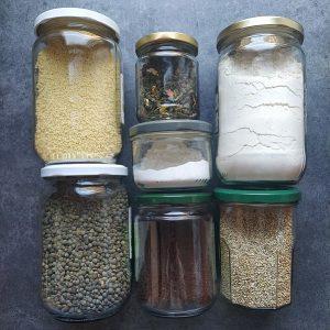 cuisine zéro déchets limitation des poubelles