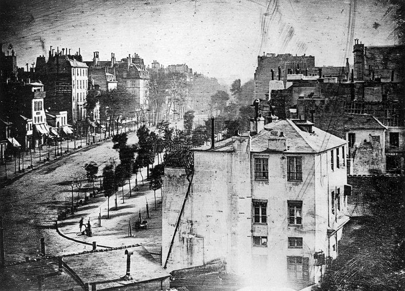 Photo de Daguerre