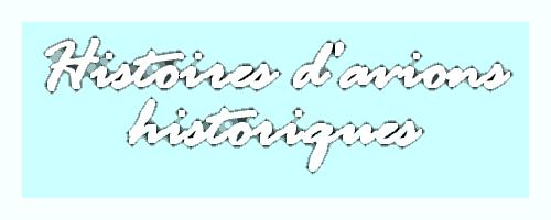 Histoires d'avions historiques