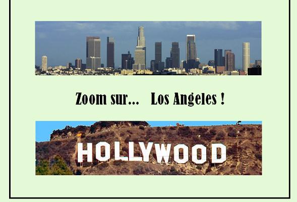 Zoom sur Los Angeles