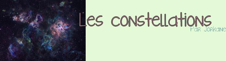 Les constellations