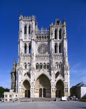 Amiens ou la petite venise du Nord