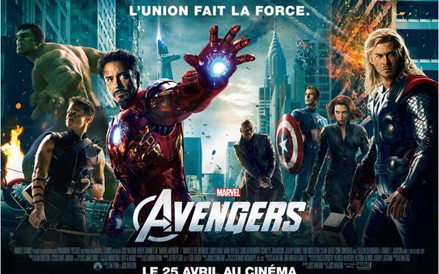Critique Flash : The Avengers