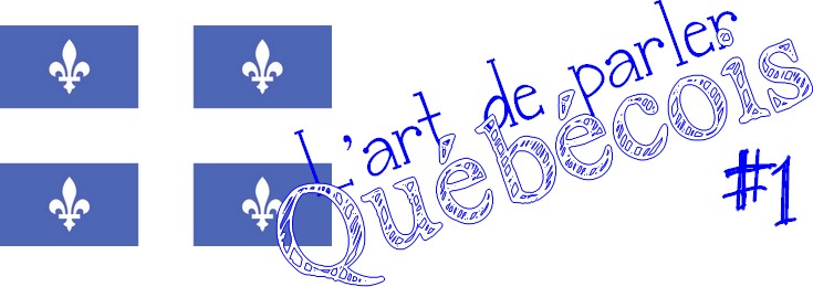 L'art de parler québécois : leçon #1