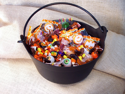 10 astuces pour gratter un max de bonbons à Halloween