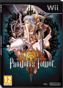 pochette pandora's tower