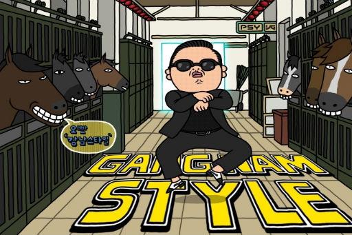 Le phénomène Gangnam Style