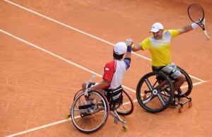 Le duo franco-japonais a remporté Roland Garros 2013