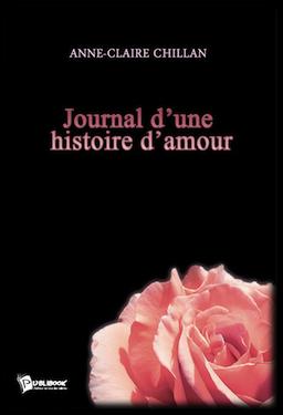 Première de couverture du roman Journal d'une histoire d'amour