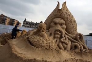Sélection de l'été : construction en sable