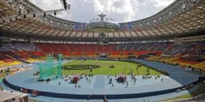 Stade accueillant les championnats du monde d'athlétisme