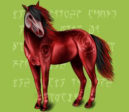 cheval rune
