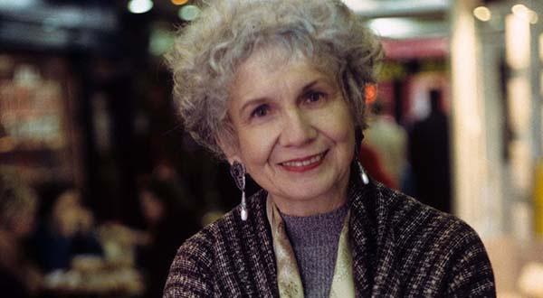 Alice Munro.