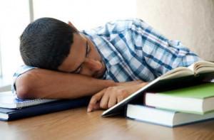 Bonne résolution ne pas dormir en classe