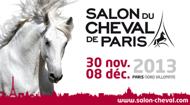 Le Salon du Cheval version 2013