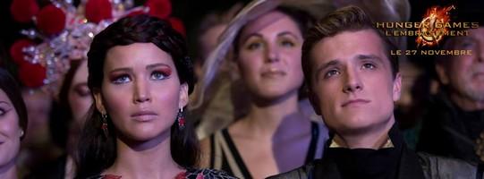 Photo promotionnelle du film Hunger Games l'Embrasement