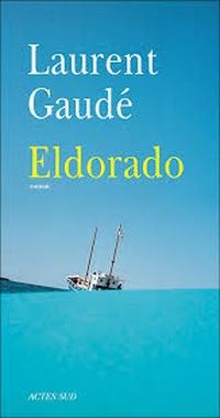1e page du livre de Laurent Gaudé