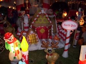 Une des pires décoration de Noël
