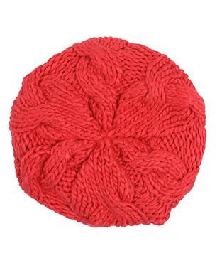 bonnet tricot de chez Etam
