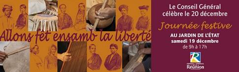 La fête du 20 décembre à la Réunion