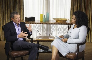 Actualité people 2013 Lance Armstrong