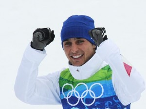 Jason Lamy-Chappuis Jeux Olympiques Sotchi 2014 délégation française