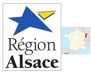 Logos conseils régionaux Alsace