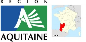 Logos conseils régionaux Aquitaine