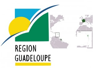 Logos conseils régionaux Guadeloupe