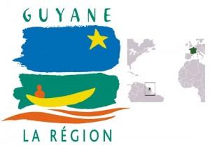 Logos conseils régionaux Guyane