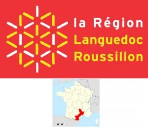 Logos conseils régionaux Languedoc-Roussillon