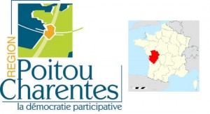 Logos conseils régionaux Poitou-Charentes