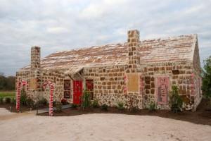 records insolites 2013 maison en pain d'épice