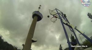 records insolites 2013 panier basket