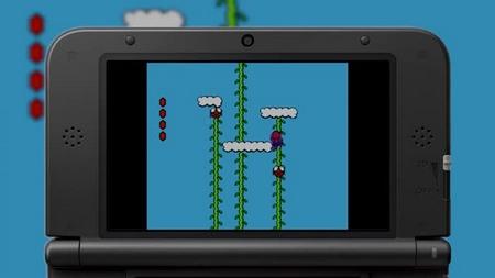 Jeu Super Mario sur 3DS