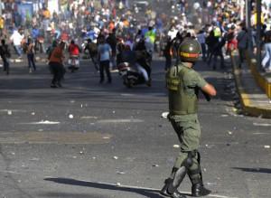 Actualité février 2014 Venezuela