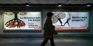 Actualité février 2014 suisse