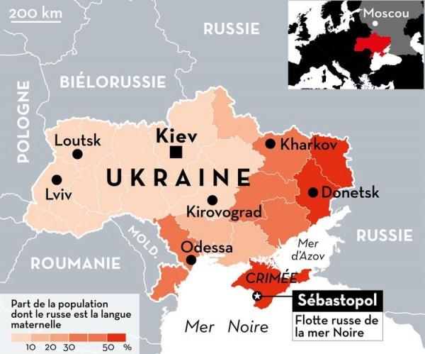 Actualités mars 2014 Ukraine